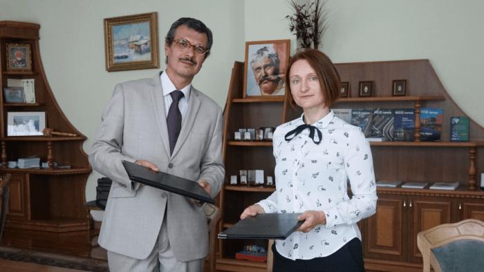 Навчальний ІТ центр DAN. IT education підписав меморандум про співробітництво з дніпровськими вишами - фото №1